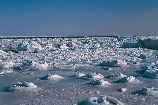流氷イメージ