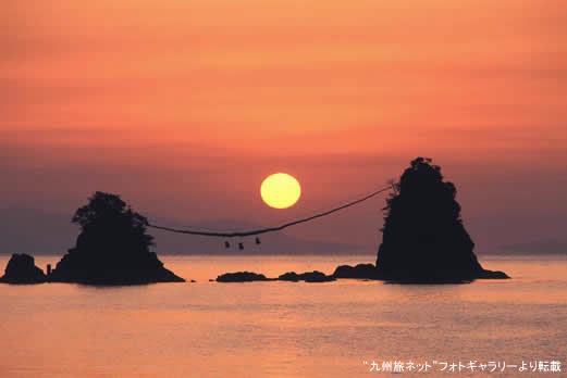 日豊海岸_豊後二見ヶ浦