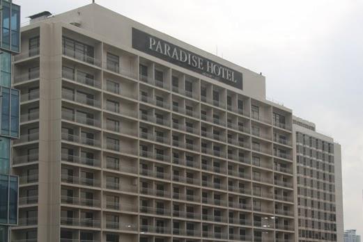 パラダイスホテル釜山外観一例(イメージ)