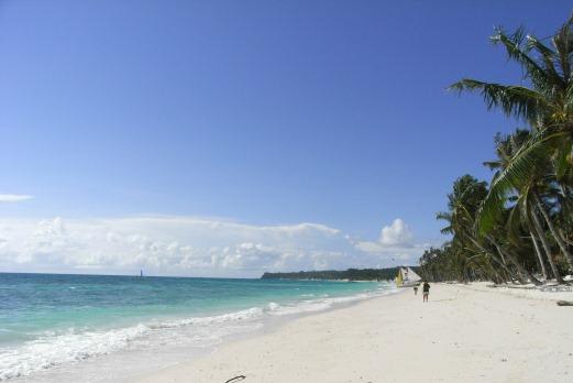 ホワイトビーチ(イメージ)