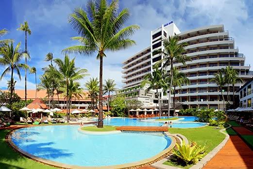 パトンビーチホテル外観/イメージ