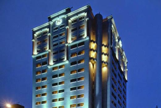 サントスホテル(三徳大飯店)
