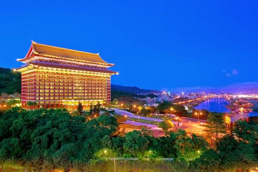 グランドホテル台北(圓山大飯店)