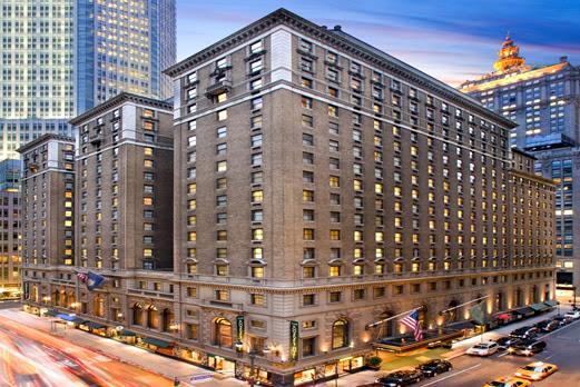 ルーズヴェルト ホテル ニューヨーク(イメージ)