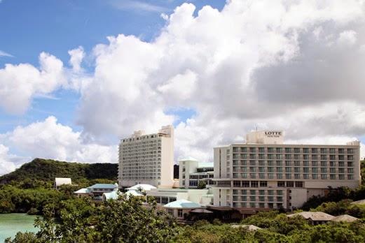 ロッテホテル 外観イメージ