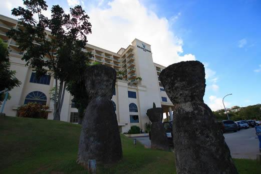 ホリデイリゾート&スパ グアム 外観イメージ