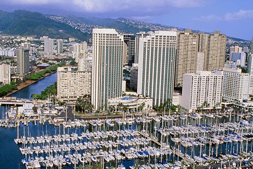 ハワイプリンス 外観イメージ