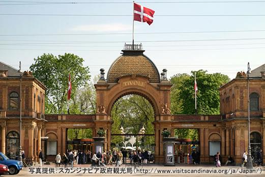 チボリ公園(コペンハーゲン)/イメージ