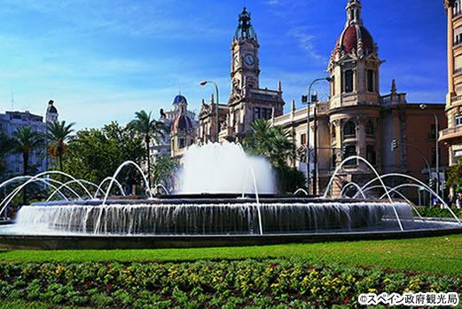 旧市庁舎(バレンシア)/イメージ