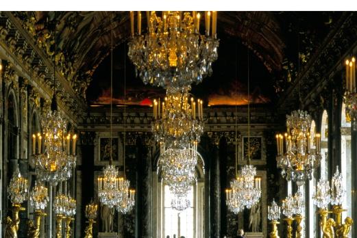 ベルサイユ宮殿 鏡の間(パリ)/イメージ