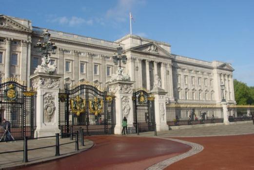バッキンガム宮殿(ロンドン)/イメージ