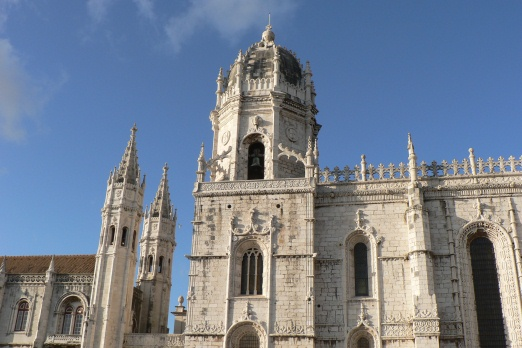 ジェロニモス修道院(リスボン)/イメージ
